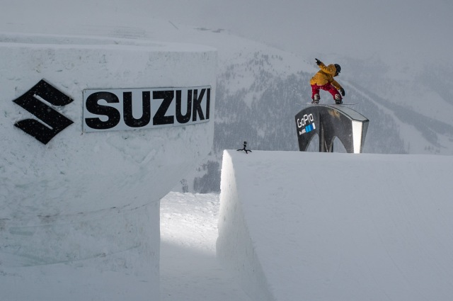 Suzuki Nine Queens 2014 presented by O'Neill – Day 1 Sunset Shoot