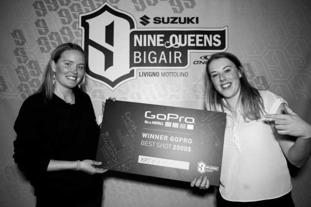 Suzuki  Nine Queens presented by O'Neill 2014